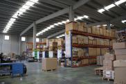 Logística y gestión de almacén