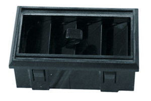 DIFUSOR ORIENTABLE RECTANGULAR