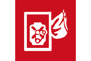 FIRE ALARM SYMBOL