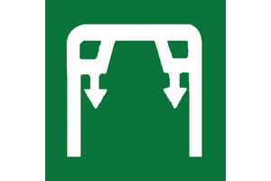 DUCT SYMBOL