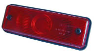 RED INNER STEP LAMP