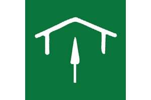 LIFTING ROOF SYMBOL