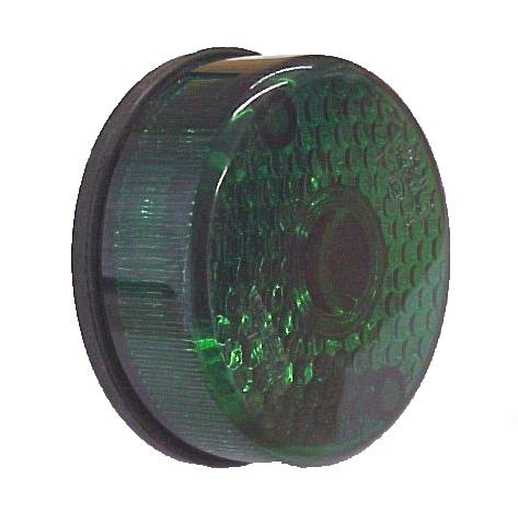 Feu position arri re vert diam 70 mm clairage mat riel for Feu vert comboire tel