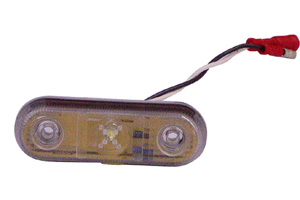 PILOTO POSIC SUP LED BLANCO 24V ULO