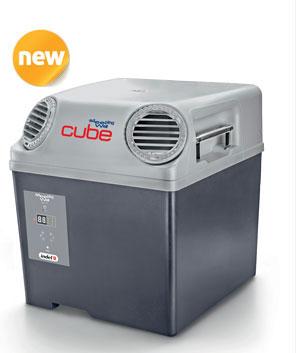 Equipo a a portatil sw cube 950w 12v equipos aire for Aire acondicionado autocaravana 12v