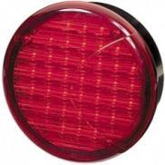 PILOTO TRASERO LED POS/STOP 122.5MM 24V