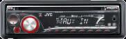 RADIO CD JVC MP3/CD-R/CD-RW