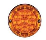 PILOTO TRAS INTERMITENTE LED 120MM 24V